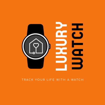 Logo Generator for a Luxury Smartwatch Store 3907a-el1