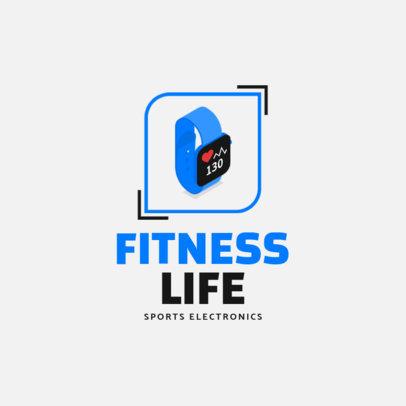 Online Logo Generator for a Sports Gadgets Brand 3903d-el1