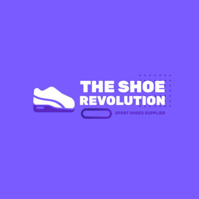 Minimal Logo Maker for a Sports Shoe Brand 3909a-el1