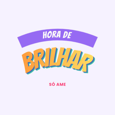 Logo Creator for a Brazilian LGBT Podcast 4323b