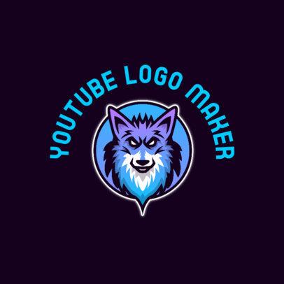 Insignia Logo Generator for a Gaming YouTuber 4328c