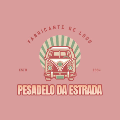 Logo Generator for a Brazilian Automotive Club 4342g