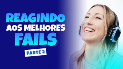 YouTube Thumbnail Design Maker for Portuguese-Speaking Gamers 3951d-el1