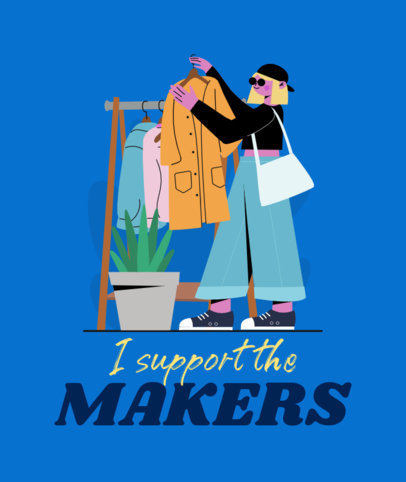 Tote Bag Design Maker to Support Local Fashion Brands 3693c