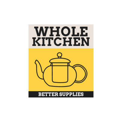 Logo Maker for a Kitchen Supplies Store with Line-Art Graphics 3988-el1