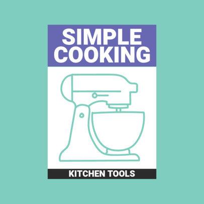 Modern Logo Creator for a Kitchen Tools Brand 3988B-el1