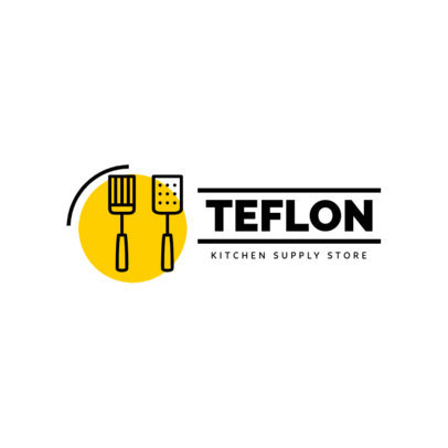 Logo Maker for a Kitchen Supply Store 3982c-el1