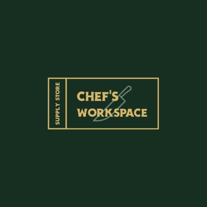 Logo Maker for a Kitchen Supplies Business 3986a-el1