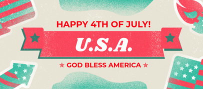 Facebook Cover Maker to Celebrate 4th of July 3754c