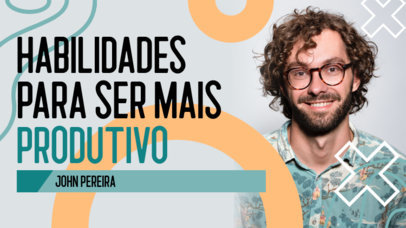 YouTube Thumbnail Design Maker for a Business Channel in Portuguese 4073e-el1
