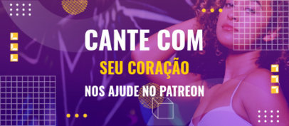 Patreon Tier Template for a Brazilian Hip Hop Music Creator 3872h