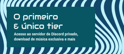 Patreon Tier Design Template for DJs 3870d