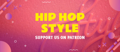 Patreon Tier Creator for a Musician with a Hip Hop Style 3872f