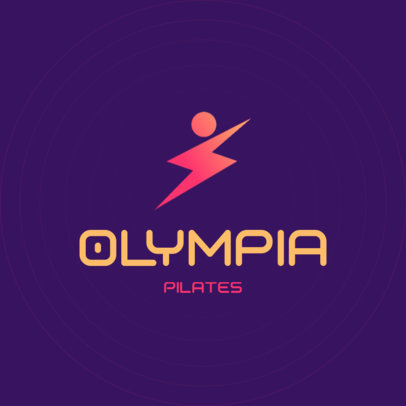 Online Logo Creator for an Athletic Gear Dropshipping Store 4528o