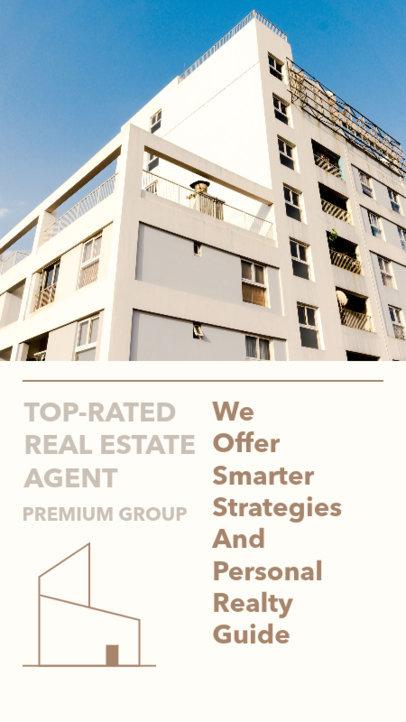 Instagram Story Design Template for Real Estate Agents 3905d