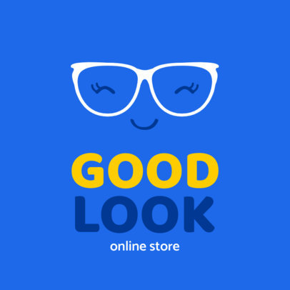 Logo Maker for Optical Stores With a Friendly Aesthetic 4261-el1