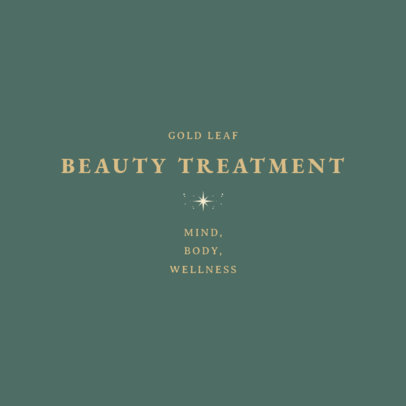 Logo Maker for a Beauty Product With a Minimal Aesthetic 4603