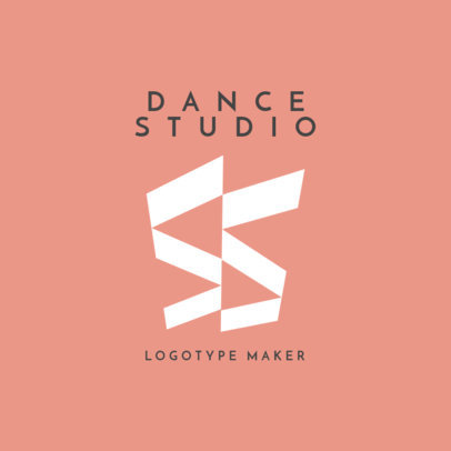 Abstract Logo Generator for a Dance Academy 4608