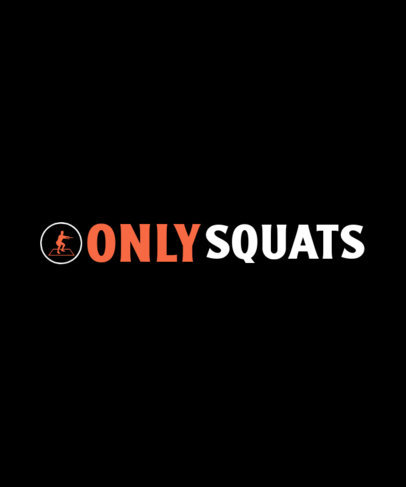 Only Fans Parody T-Shirt Design Creator with a Fitness Theme 4053f