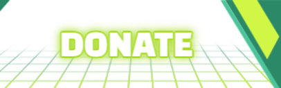 Twitch Panel Design Maker for a Glowing Donate Button 4462b-el1