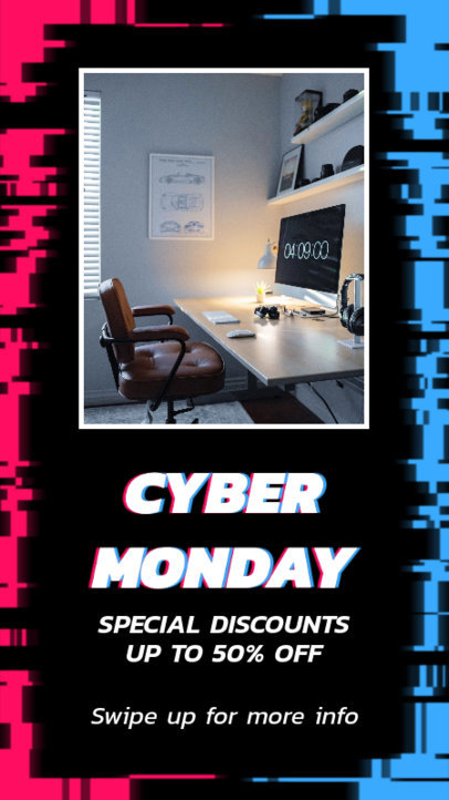 Instagram Story Maker to Announce Cyber Monday Deals 4146b