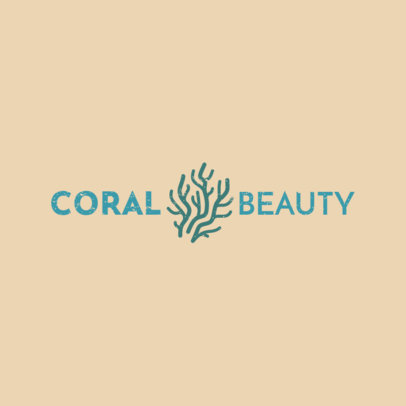 Beauty Brand Logo Generator for Vegan or Ethically-Made Products 4715b