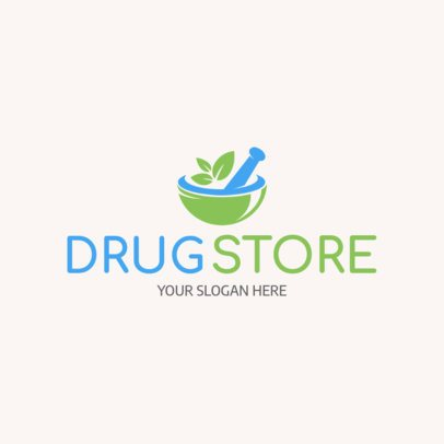 Pharmacy Logo Maker a1157