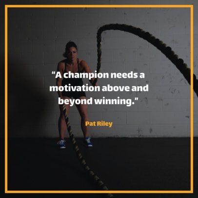 Motivational Quote Online Banner Maker a276