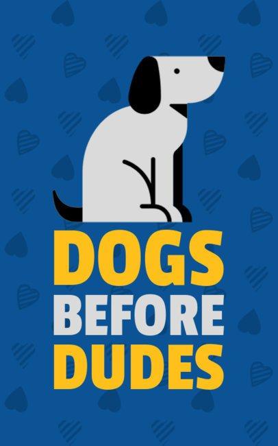 Dogs T-Shirt Maker 1152a