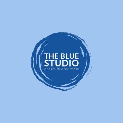 Minimalist Logo Maker for a Beauty Salon 1139c