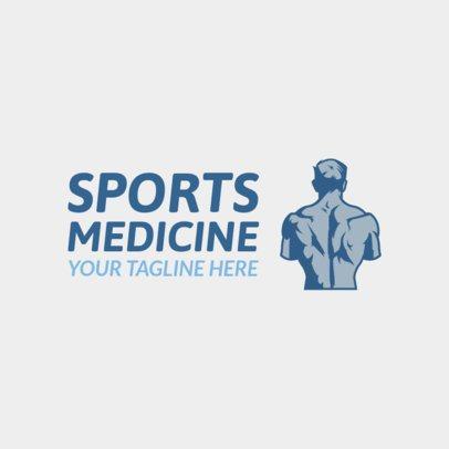 Sports Medicine Clinic Logo Maker 1188e