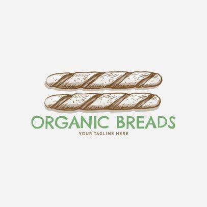Bread Logo Maker 1133c