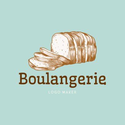 Boulangerie Logo Maker 1133e