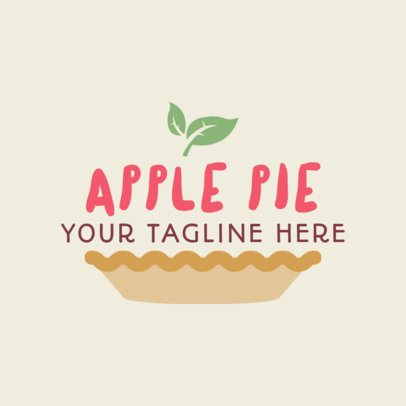 Pie Logo Maker 1114b