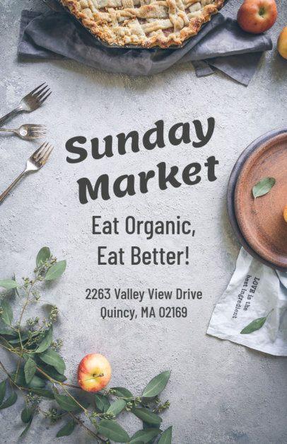 Whole Food Online Flyer Maker 183d