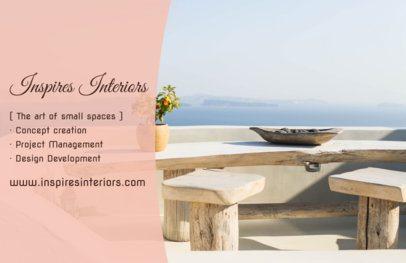 Online Flyer Maker for Interior Designers 302c