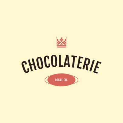 Chocolate Brand Logo Maker 1216