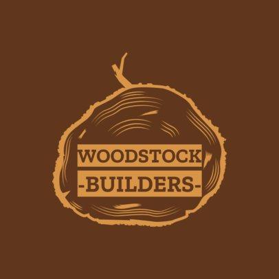 Online Logo Maker for Building Company 1200f