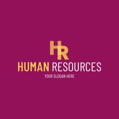 Human Resources Agencies Logo Maker 1212e