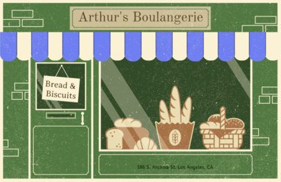Online Flyer Maker for Sourdough Bakeries #310a