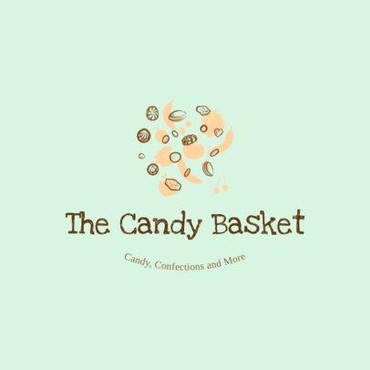 Online Logo Maker for Confectioners 1259d