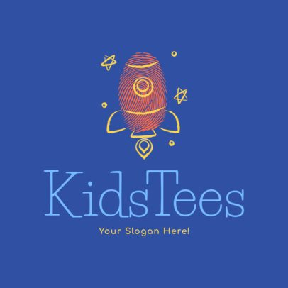 Logo Maker for a Kids Clothing Store 1276c