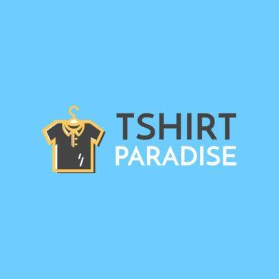 T-Shirt Brand Logo Maker 1314d