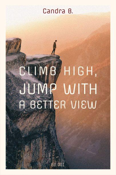 Self-Help Motivational Book Cover Maker 531b
