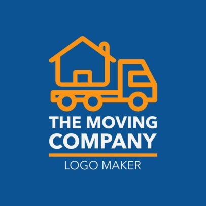 Online Logo Creator for Moving Companies 1387