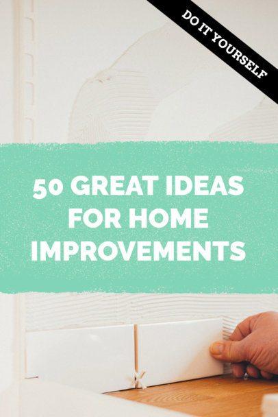 Home Improvement Pinterest Pin Template 663c