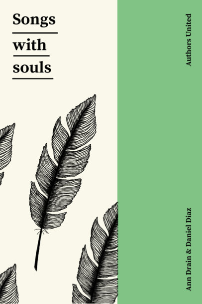 Soulful Poetry Book Cover Template 529e