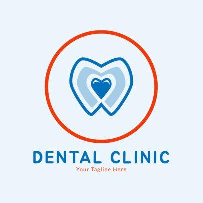 Dental Clinic Logo Creator 1489