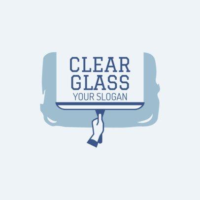 Logo Creator for Window Cleaning Company 1446e