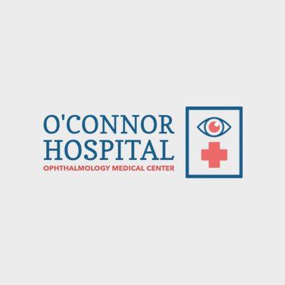 Ophthalmology Care Center Logo Generator 1514e